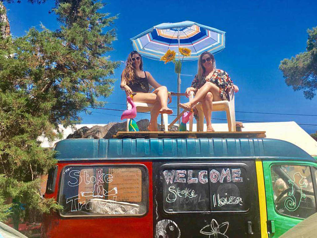 Ibiza Party Trips Beach Camp 5