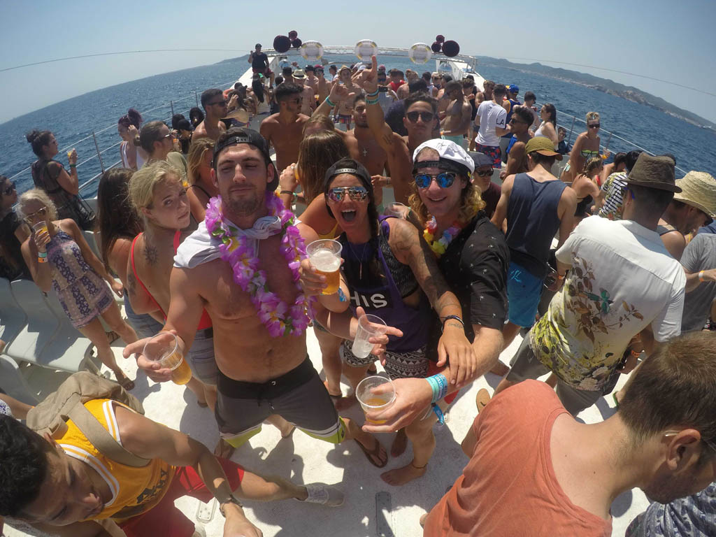Ibiza Party Trips Beach Camp 8
